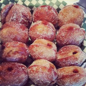 Jam Busters (aka Jelly Doughnuts)