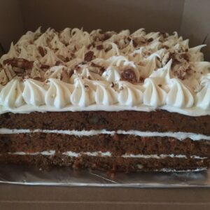 Wee Carrot Cake (available Now Until Easter Weekend)